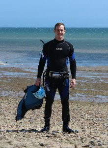 Kitesurfing review from Tom