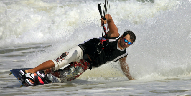 IKO level 3 Kitesurfing lessons Brighton