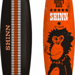 Shinn Kiteboards in BEKS Kitesurfing Shop