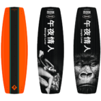 Shinn Monk Kiteboard